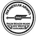 Early Pan Am logo