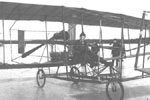 McCurdy flew the AEA's Silver Dart in 1909.