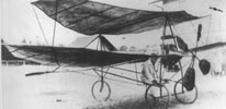 Joseph Ellehammer made a powered flight.