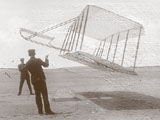 Wright Flyer lift off